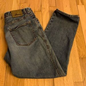 Brioni Handmade Tailored Jeans from Italy size 36